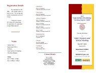 Registration Details Venue - Gogte Institute of Technology