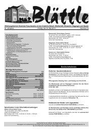 KW 19 am 10.Mai 2013 - Göggingen