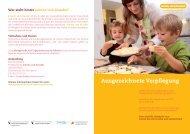 Kindertagesstätten - Gesundheit.bs.ch - Basel-Stadt