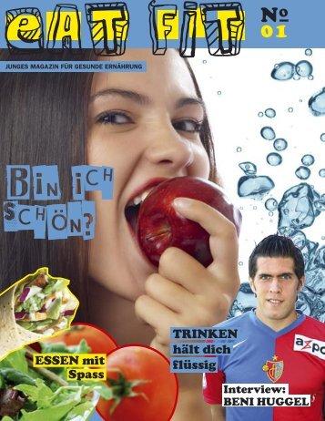 Junges Magazin für gesunde Ernährung