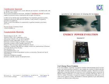 ENERGY POWER EVOLUTION - Raistravel.It