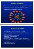 Fatigue-Syndrom und Behandlungsmöglichkeiten - Seite 4