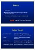 Fatigue-Syndrom und Behandlungsmöglichkeiten - Seite 6