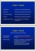 Fatigue-Syndrom und Behandlungsmöglichkeiten - Seite 7