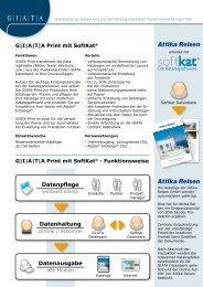 GIATA Print