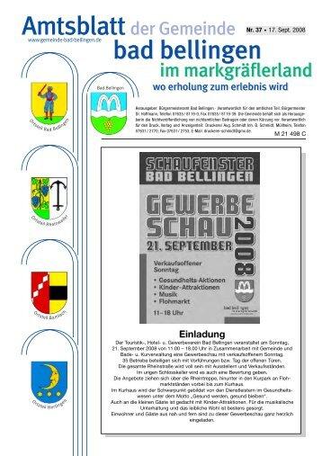 2. Orgelkonzert - Gemeinde Bad Bellingen