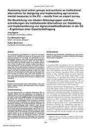 Download - German Journal of Agricultural Economics