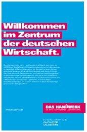 Das Handwerk 2010 - Gmünder Tagespost