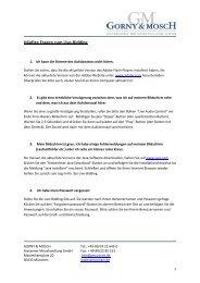 FAQ zum Live-Bidding - Gorny & Mosch GmbH