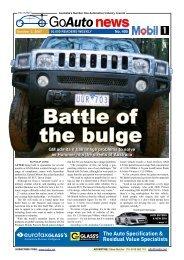 Battle of the bulge - GoAutoMedia