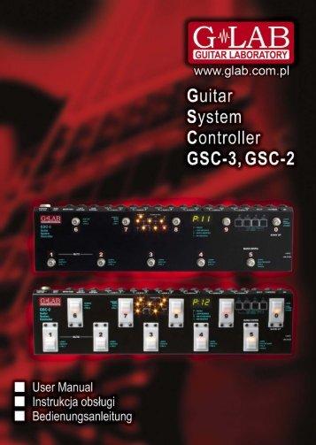 GSC-3 - G LAB