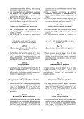 ALLGEMEINE BESTIMMUNGEN - Page 5