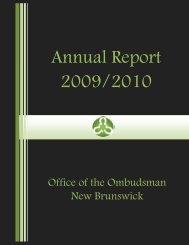 Annual Report 2009 / 2010