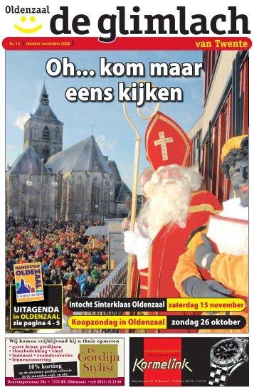 :)Oldenzaal van Twente - Glimlach van Twente