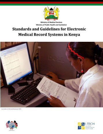 Standards and Guidelines for Electronic Medical Record Systems in ...