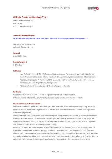 Info - genteQ
