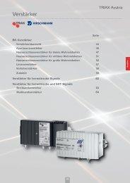 Verstärker - Triax