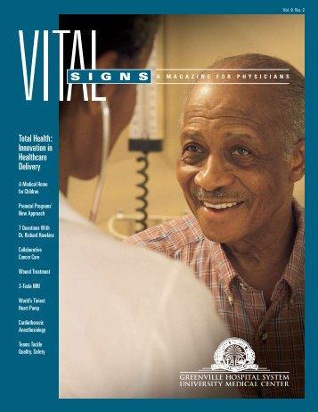 Total Health - Greenville Hospital System