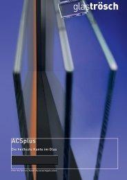 ACSplus Prospekt