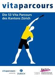 Die 53 Vita Parcours des Kantons Zürich