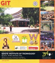 R eived from M . Ratan'Tata - Gogte Institute of Technology