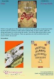Ouija ZGroup Mobile - Get Mobile game