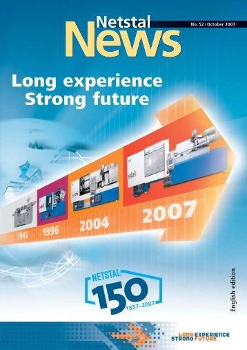 Long experience Strong future
