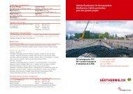 Information, Programm und Anmeldung - pdf - 120 kb - Geothermie