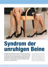 Syndrom der unruhigen Beine - gesund-in-ooe.at