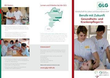 Gesundheits - GLG Gesellschaft für Leben und Gesundheit mbH