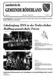 Okt - Gemeinde Röderland
