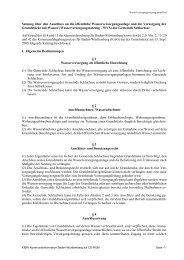 Wasserversorgungssatzung aktuell.pdf - Gemeinde Schluchsee