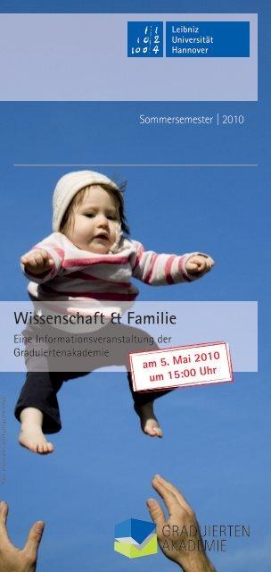 Flyer - Gleichstellungsbüro der Leibniz Universität Hannover