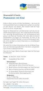Flyer - Gleichstellungsbüro der Leibniz Universität Hannover - Page 2