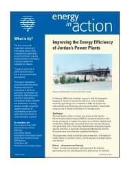 April 2003 PDF - 2 pages - Global Sustainable Electricity Partnership