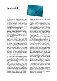 Seite 19-22 - (GdP) - Kreisgruppe Recklinghausen