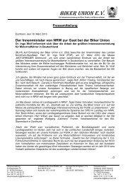 2010-03-18 PM Besuch Innenminister - der Biker Union eV