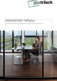 SWISSDIVIDE TWOplus - Glas Trösch AG