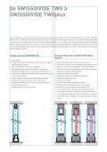 SWISSDIVIDE TWOplus - Glas Trösch AG - Page 2