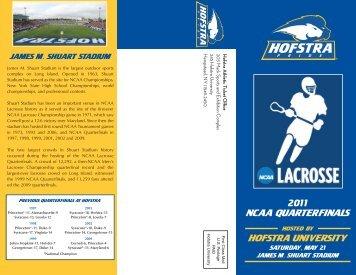 NCAA Lax - GoHofstra.com