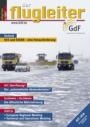 ATC USA - GdF Gewerkschaft der Flugsicherung eV