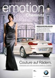 BMW niederlassung Chemnitz - publishing-group.de