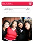 2011 Annual Report - Girls Inc. - Page 2