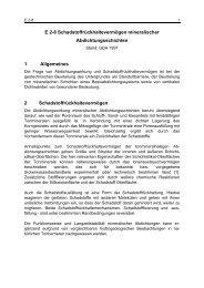 Entwurfsprinzipien und hydraulische Berechnung von ... - GDA-Online