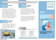 MRSA - Gemeinschaftsklinikum Koblenz-Mayen