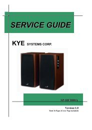 SP-HF3000A service manual.pdf - Genius