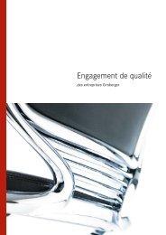 Téléchargement Engagement de qualité (PDF) - Girsberger
