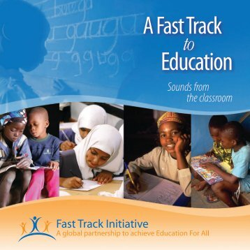 the brochure - Global Partnership for Education