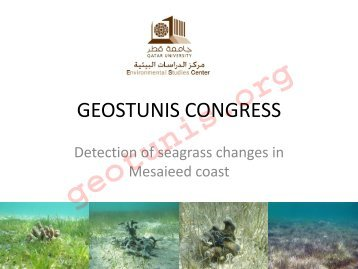 GEOSTUNIS CONGRESS