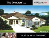 The Courtyard 3245 - G.J. Gardner Homes